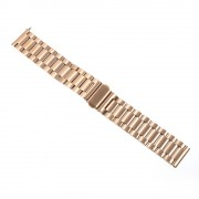 Stainless Steel Wirst Watch Band for Samsung Gear S3 Frontier / S3 Classic - Gold Color