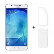 Samsung Galaxy A8 A8000 5.7 Pulgadas FHD Octa Core Android 5.1 2 GB RAM 32 GB ROM Blanco