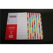 Donau A4 File Divider Plastic Tab1-31, Retail