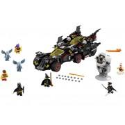 70917 Batmobilul suprem