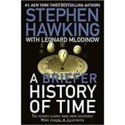 Bantam A Briefer History of Time: The Science Classic Made More Accessible - Leonard Mlodinow, Stephen Hawking