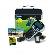 Aparat etichetat (imprimanta etichete) DYMO LabelManager 420, ABC, kit cu servieta, conectare la PC S0915480 915480