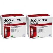 Accu-Chek Performa 200(100x2) Test Strips (Expiry Feb 2020)