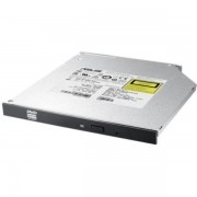 Asus (SDRW-08U1MT) Ultra Slim DVD Re-writer, Sata, 24x, 9.5mm High, M-