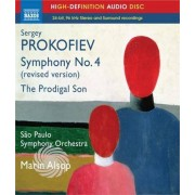Video Delta SERGEI PROKOFIEV - SINFONIA N.4, L'ENFANT PRODIGUE - Blu-Ray