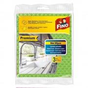 Lavete umede Fino Premium, set 3 bucati
