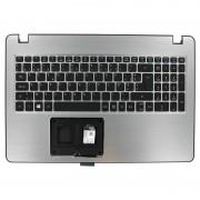 Acer Laptop Toetsenbord Azerty BE + Top Cover - Zilver voor Acer Aspire F5-573G