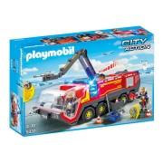 Playmobil ® City Action Camión de bomberos aeropuerto 5337