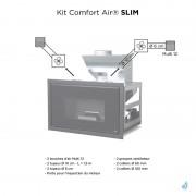 MCZ Kit Comfort Air Slim