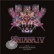 Video Delta Santana Iv - Live At The House Of Blues Las Vegas - Vinile