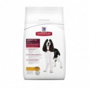 Hill S Science plan canine adult advanced fitness medium pollo mangime secco kg. 12