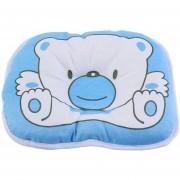EH Almohada Para Bebé Recién Nacido - Azul