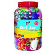 Set creativ pentru copii Galt Art Jar, dezvolta creativitate si indemanarea