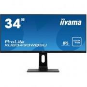 Iiyama 34 IPS XUB3493WQSU-B1