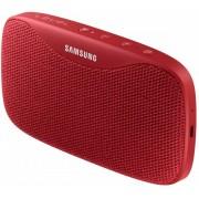 Level Box Slim Speaker Red