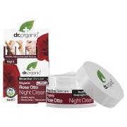 Organic Rose Otto Night Cream 50ml