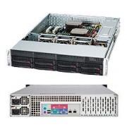 Supermicro Server Chassis CSE-825TQC-R1K03LPB