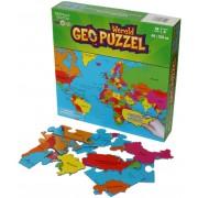 Puzzel GeoPuzzel Wereld | GEOtoys