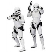 Set Figurine Star Wars 7 Stormtrooper Artfx+