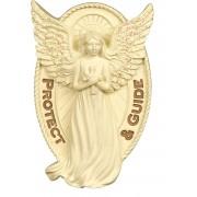 Îngeraș din ceramică pentru parasolar, înger păzitor