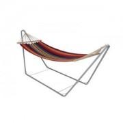 Express Hangmat met metalen frame regenboog