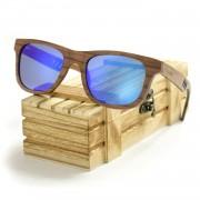 Niwatch Drewniane okulary przeciwsłoneczne Niwatch Perseus Blue