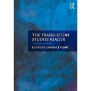 The Translation Studies Reader by Lawrence Venuti