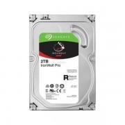 Hard Drive Seagate IronWolf PRO HDD 3.5'' 2TB 7200 RPM SATA III 6Gb/s 128MB   ST2000NE0025