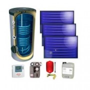 Kit panouri solare Idella Smarty One ISMO 3x1 - 200.2BS
