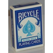 Bicycle Deck Mini Blue