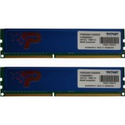 Memorie Patriot 8GB Kit 2x4GB DDR3 1600MHz CL11 Radiator