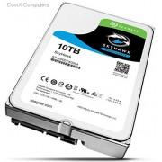 Seagate SkyHawk 10Tb/10000Gb SATA3(6Gb/s) 256mb cache Surveillance Hard Drive