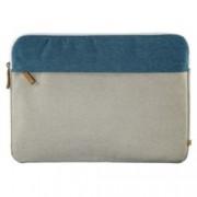 "Калъф за лаптоп Hama Florence, до 13.3"" (33.78 cm), полиестер, сив-син"