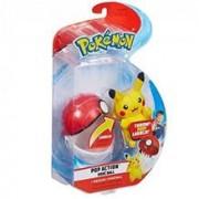 Jucarie Pokemon Pop Action Pikachu