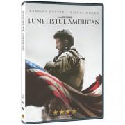 American Sniper:Bradley Cooper, Sienna Miller, Kyle Gallner - Lunetistul american (DVD)