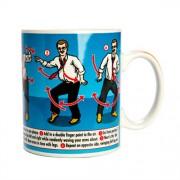 """The Dad Dance Mug"""
