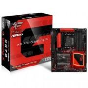 Дънна платка ASRock Fatal1ty X370 Gaming X, AMD X370, AM4, DDR4, PCI-E(HDMI)(CFX&SLI), 6x SATA 6Gb/s, 1x Ultra M.2 Socket, 1x M.2 Socket, 1x USB 3.0 Type-C, ATX