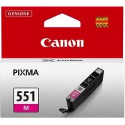 Cartus cerneala Canon CLI-551M (Magenta)
