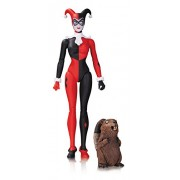 DC Collectibles Comics Designer Series: Amanda Conner Traditional Harley Quinn Action Figure