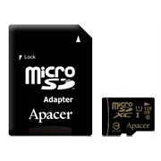 Apacer 128GB Class 10 MicroSD with Adapter | AP128GMCSX10U1-R