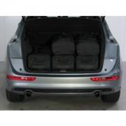 Audi Q5 (8R) 2008-2017 Car-Bags Travel Bag Set (incl. E-Tron Hybrid)