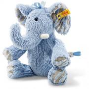 "Steiff Elephant 12"" Stuffed Animal - Soft And Cuddly Plush Animal - Authentic Steiff"