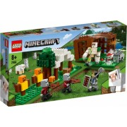 LEGO Minecraft Avanpostul Pillager 21159