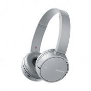 Auricular Bluetooth Sony MDR-ZX220BT Gris
