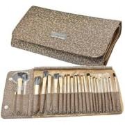 GlamGals Brushes Kit Set Of 24Pcs With Bag