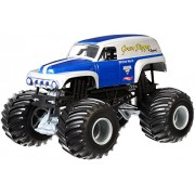 Hot Wheels Monster Jam 1:24 Scale Grave Digger Vehicle