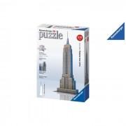 Ravensburger puzzle 3d empire state building 216 pezzi 12553