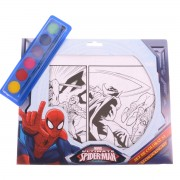 Kit de colorat Spiderman