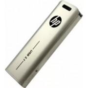 HP 3.1 USB Metal Flash Drive X796W 128 Pen Drive(Silver)