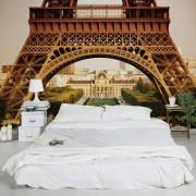 Fototapet Langa Turnul Eiffel